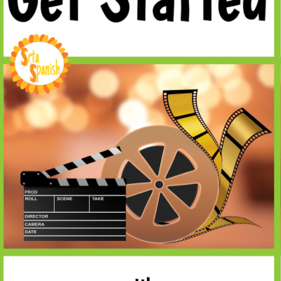 Movie Talk – Time to Quit Rehearsing and Call Action!