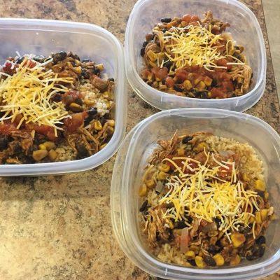 Back to School: Minimal Effort Meals