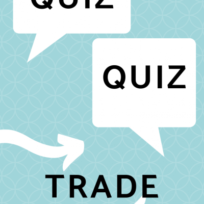 Quiz, Quiz, Trade – Kagan en la Clase