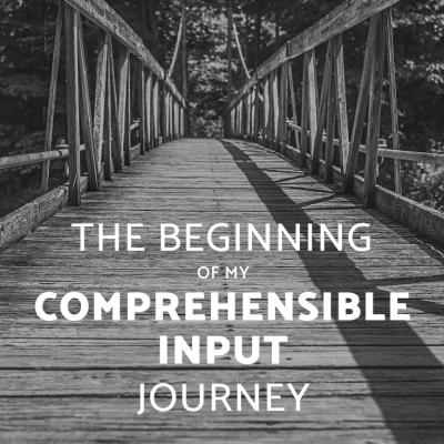 Comprehensible Input Journey: Crazy Conference Capers