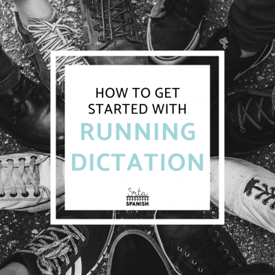 Running Dictation – Tips for (and from!) a Newbie