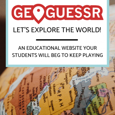 GeoGuessr – Let's Explore the World!