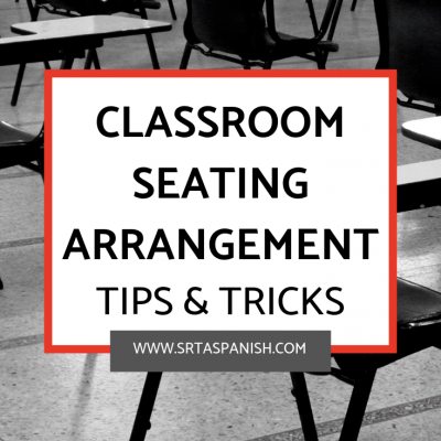 Classroom Seating Arrangement: The Minesweeper of Teaching