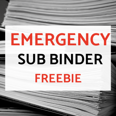 Sub Binder: Snag this Time Saving Freebie!