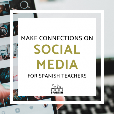 Spanish Teachers on Social Media