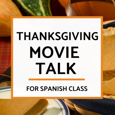 Thanksgiving Movie Talk