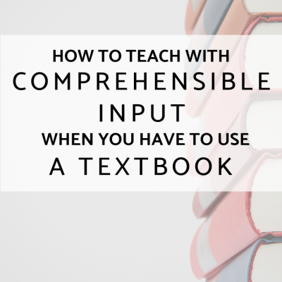 Teaching CI With a Textbook