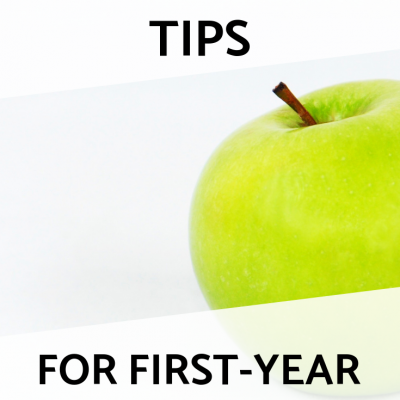 Top Teacher Tips for First-Year Fears