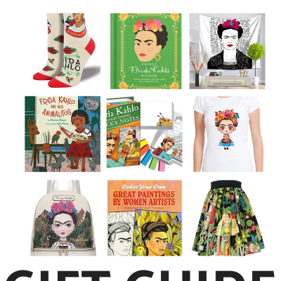 Gifts for People Obsessed with Frida Kahlo