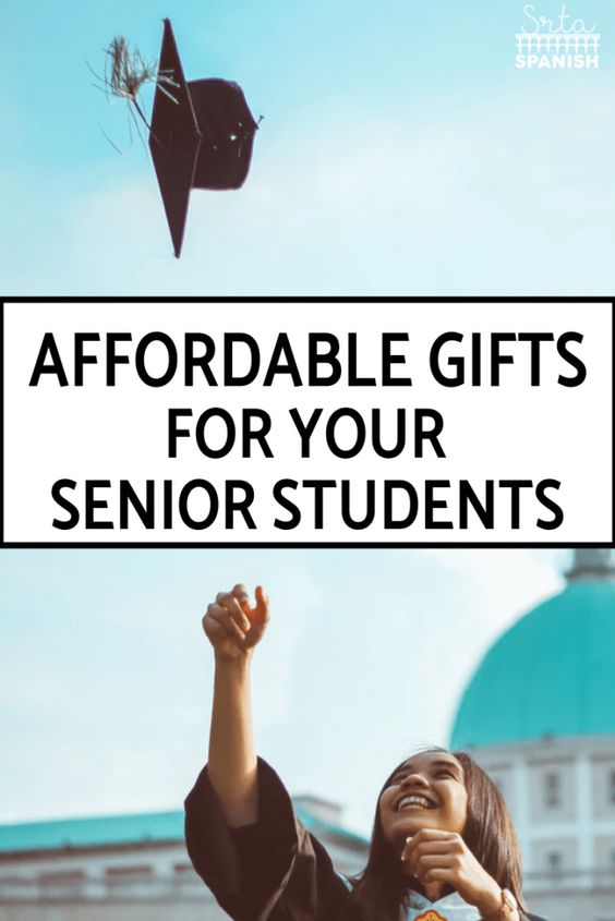 Affordable and Practical Gifts for High School Grads from their