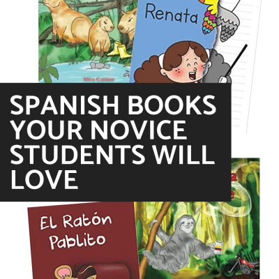 Books Your Novice Students Will Love