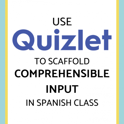 "Circumlocution Game: Scaffolding ""Head's Up"" with Quizlet"