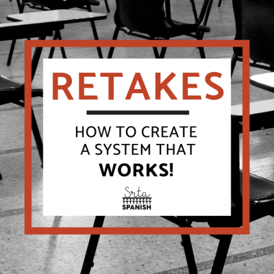 Retakes: How to Create a System that Works!