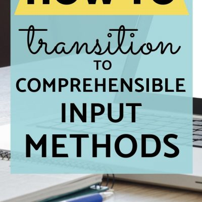 How to Transition to CI Methods