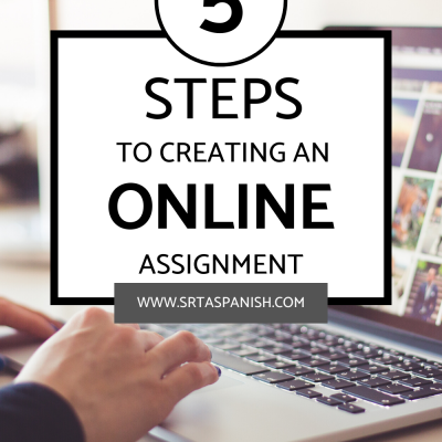 How to Assign a PDF for Students to Complete Online