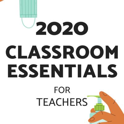 2020 Teacher Essentials