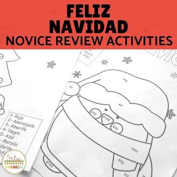 La Navidad Spanish Christmas Novice Coloring Reviews