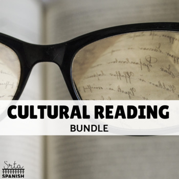 Spanish Cultural Readings BUNDLE #DistanceLearningTPT