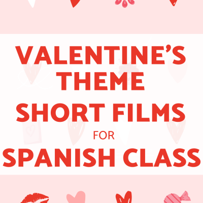 Valentine's Day Themed Shorts for Movie Talks