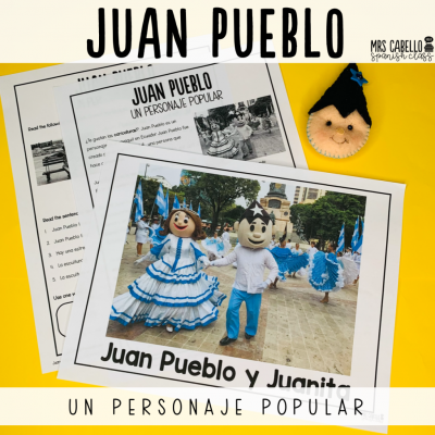 Spanish Cultural Reading Comprehension Activities