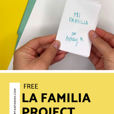 Family Activity for Spanish Class – Free Download