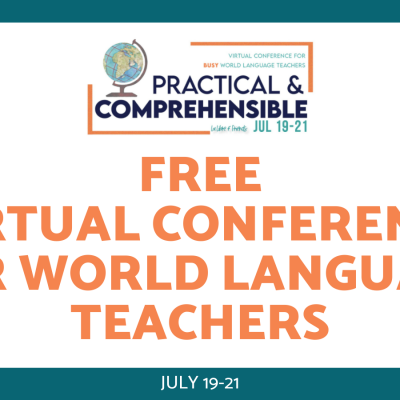 Virtual Conference for World Language Teachers Summer 2021